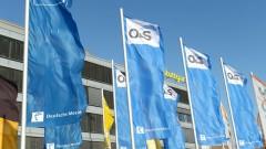 """O&S 2014 - Internationale Fachmesse für Oberflächen und Schichten. Weiterer Text über OTS und www.presseportal.de/pm/13314 / Die Verwendung dieses Bildes ist für redaktionelle Zwecke honorarfrei. Veröffentlichung bitte unter Quellenangabe: """"obs/Deutsche Messe AG Hannover"""""""